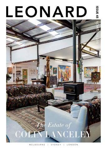 LEONARD, issue 45, November 2015