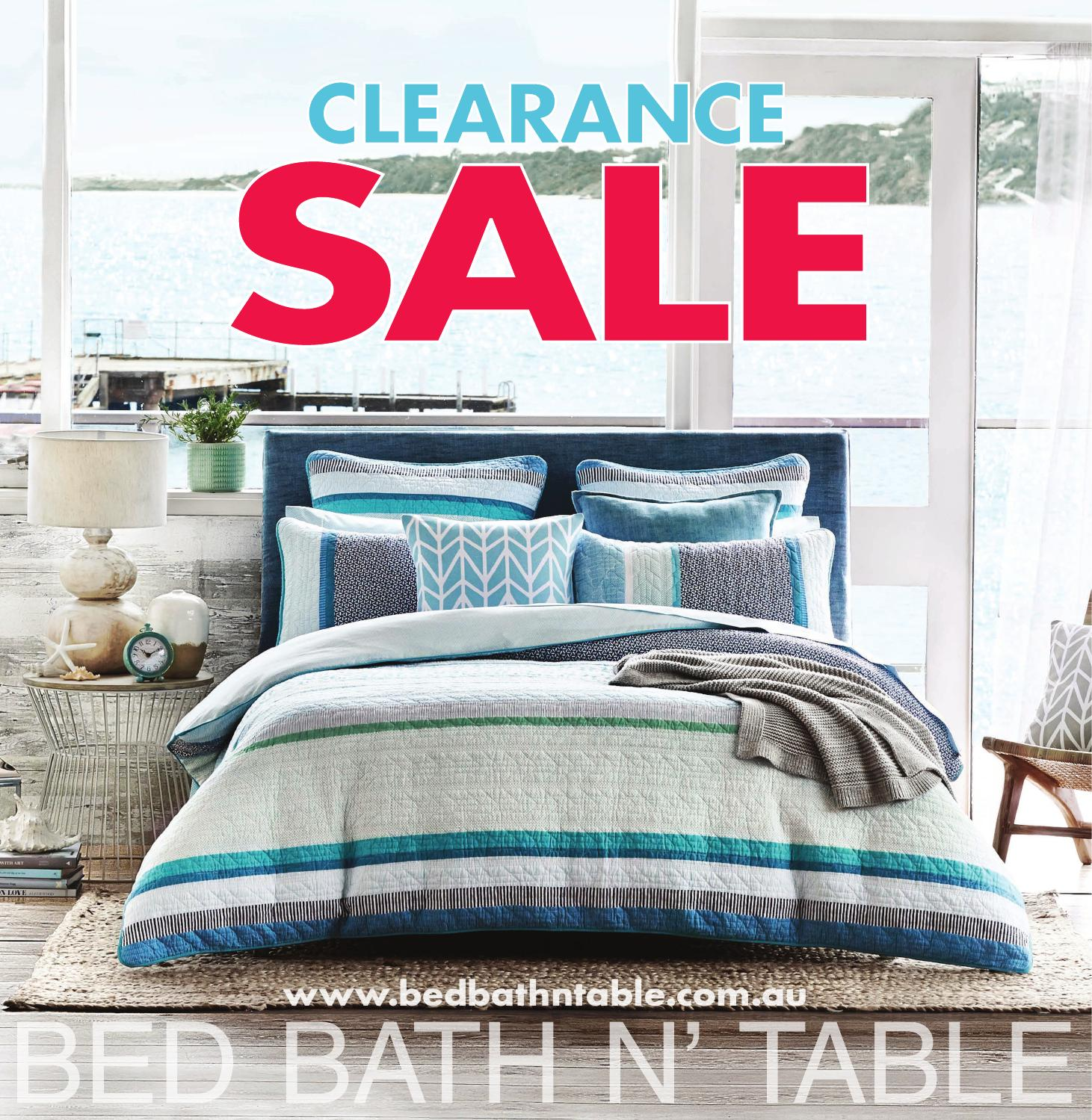 bed bath and table catalogue