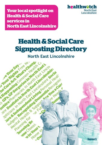 Lincolnshire Social Services Adults
