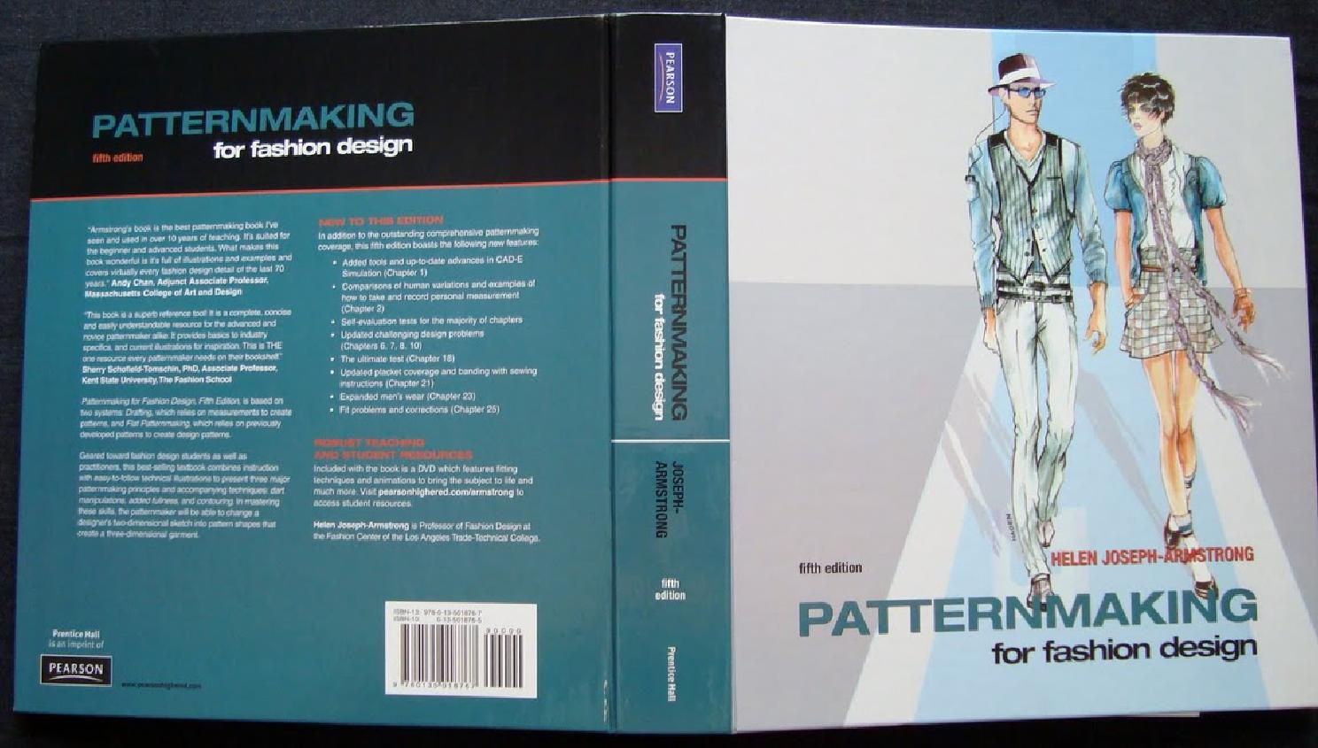 Patternmaking for fashion design 5th edition ebook 72
