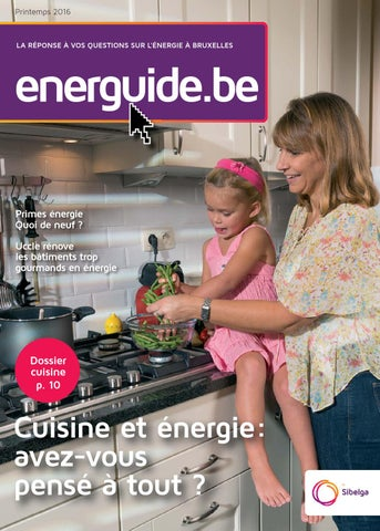 Energuide.be #13 / 2016-03