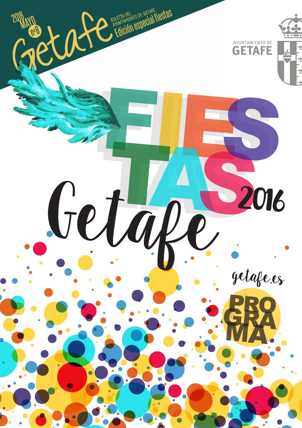 Fiestas de getafe 2018