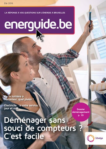 Energuide.be #14 / 2016-06