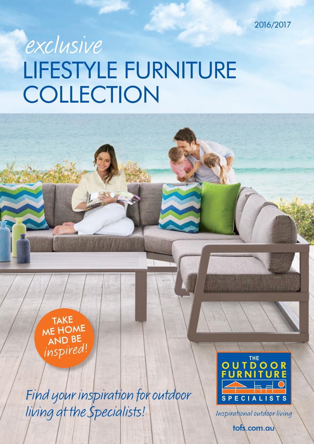 The Outdoor Furniture Specialists Exclusive Lifestyle Collection 2017 By Tofs Issuu