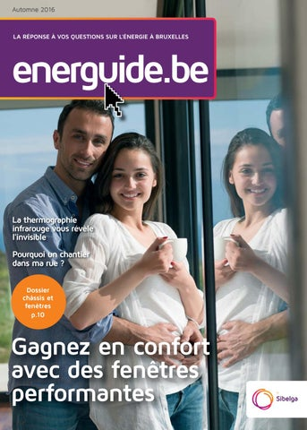 Energuide.be #15 / 2016-10