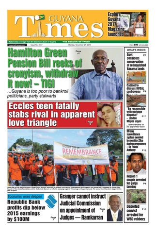 is guyana's kaieteur newspaper a serious news media or a