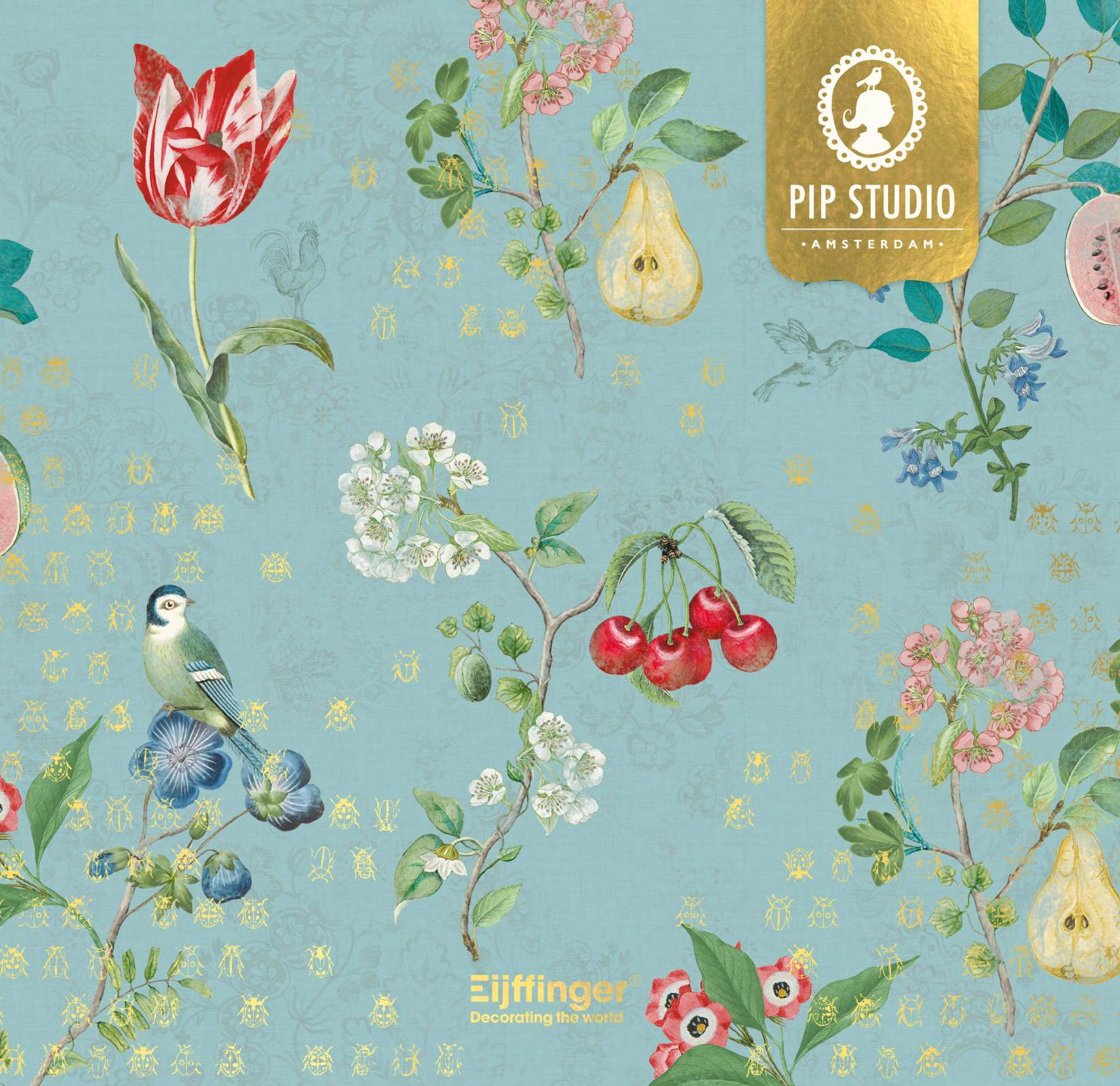 Pip Studio Wallpaper Collection By Pip Studio Issuu