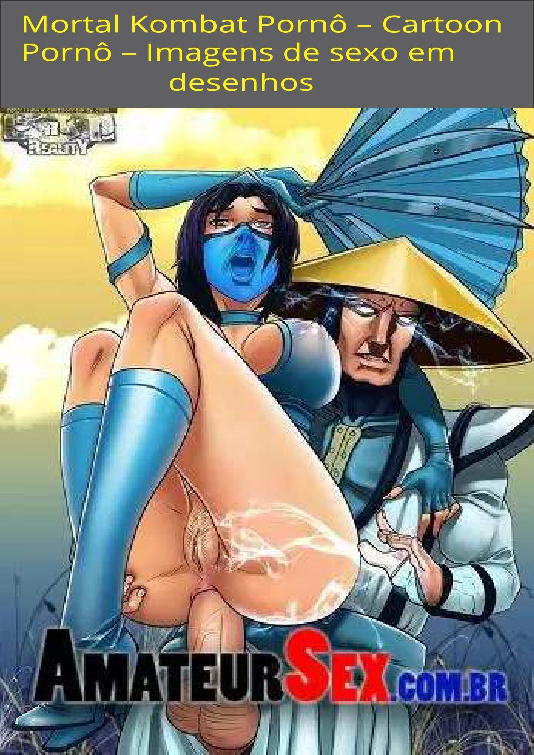 Mortal kombat sex toon xnxxvdieos smut pics