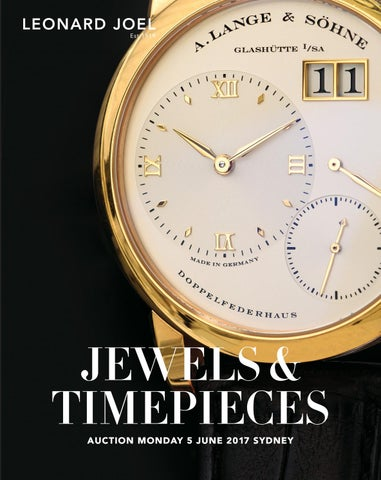 Jewels & Timepieces