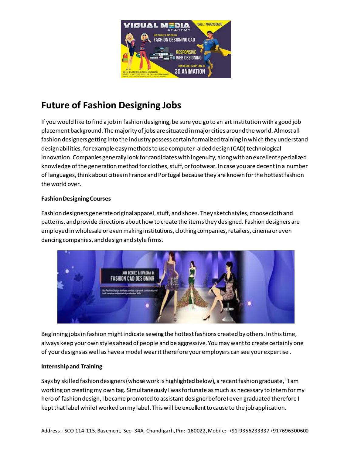Fashion cad designer job description 91
