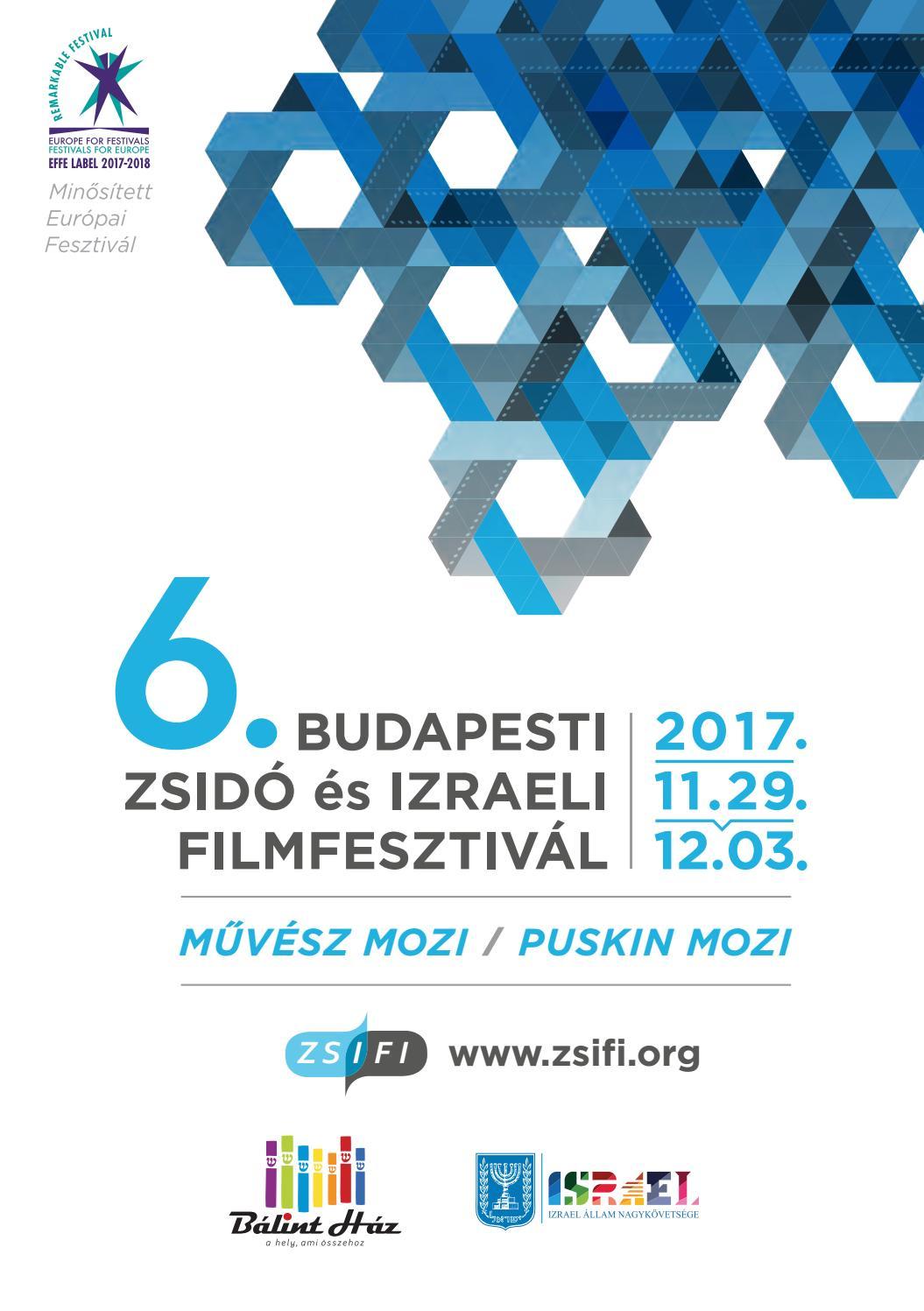 Zsidó és Izraeli Filmfesztivál