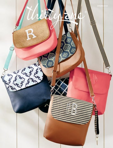 thirty one gifts spring/summer catalog 2018 by