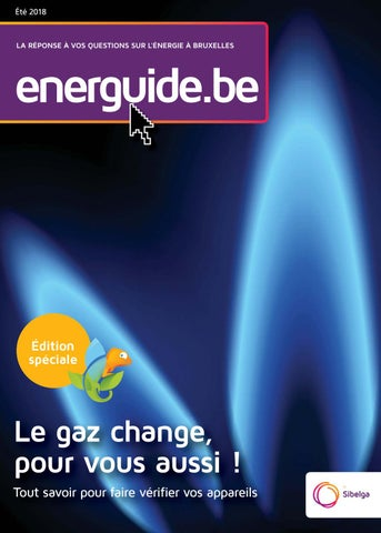 Energuide.be #20 / 2018-06