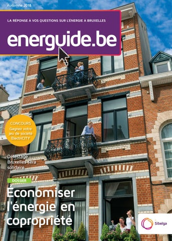 Energuide.be #21 / 2018-10