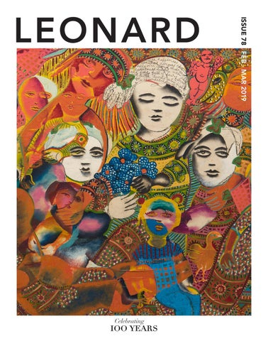 LEONARD, issue 78, Feb-Mar 2019