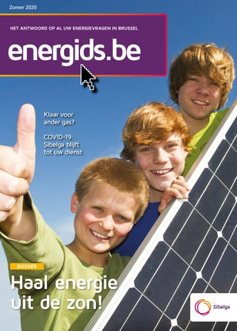 Energids.be #25 / 2020-06