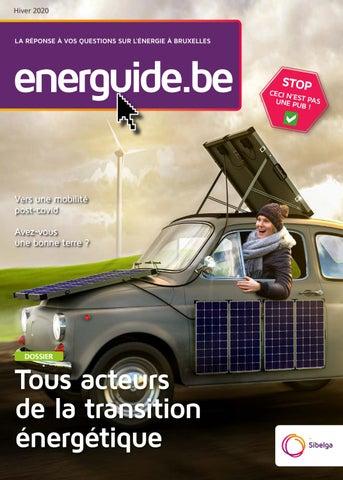 Energuide.be #26 - 2020-11