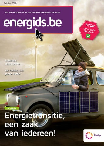 Energids.be #26 - 2020-11
