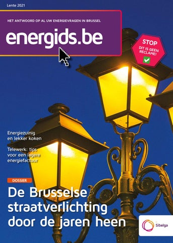Energids.be #27 - 2021.05