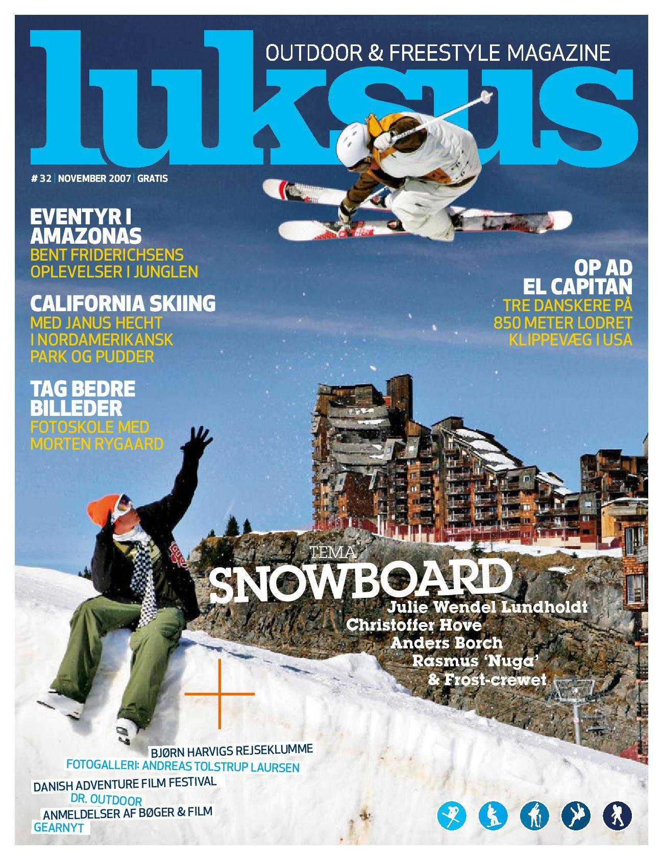 7776304ffe4 LUKSUS Outdoor & Freestyle Magazine # 32 by LUKSUS - issuu