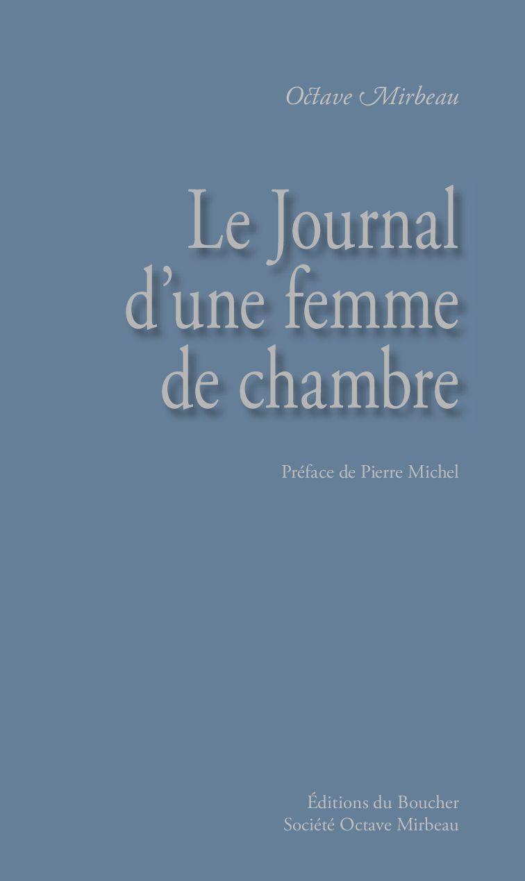 9a83a3ec6b4406 Le Journal d une femme de chambre by leboucher - issuu