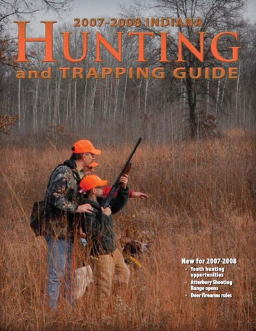 2008 indiana hunting guide by noahwesley issuu for Indiana fishing license cost