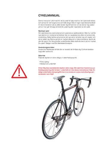hur fungerar cykeln