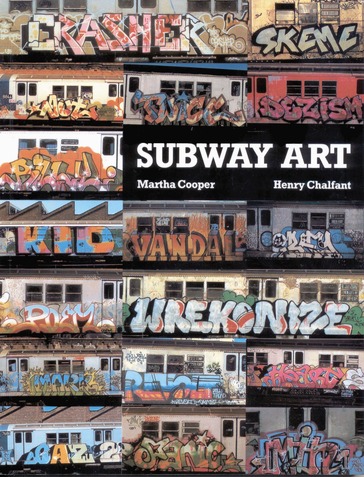 subway art 1984 by cedricb issuu