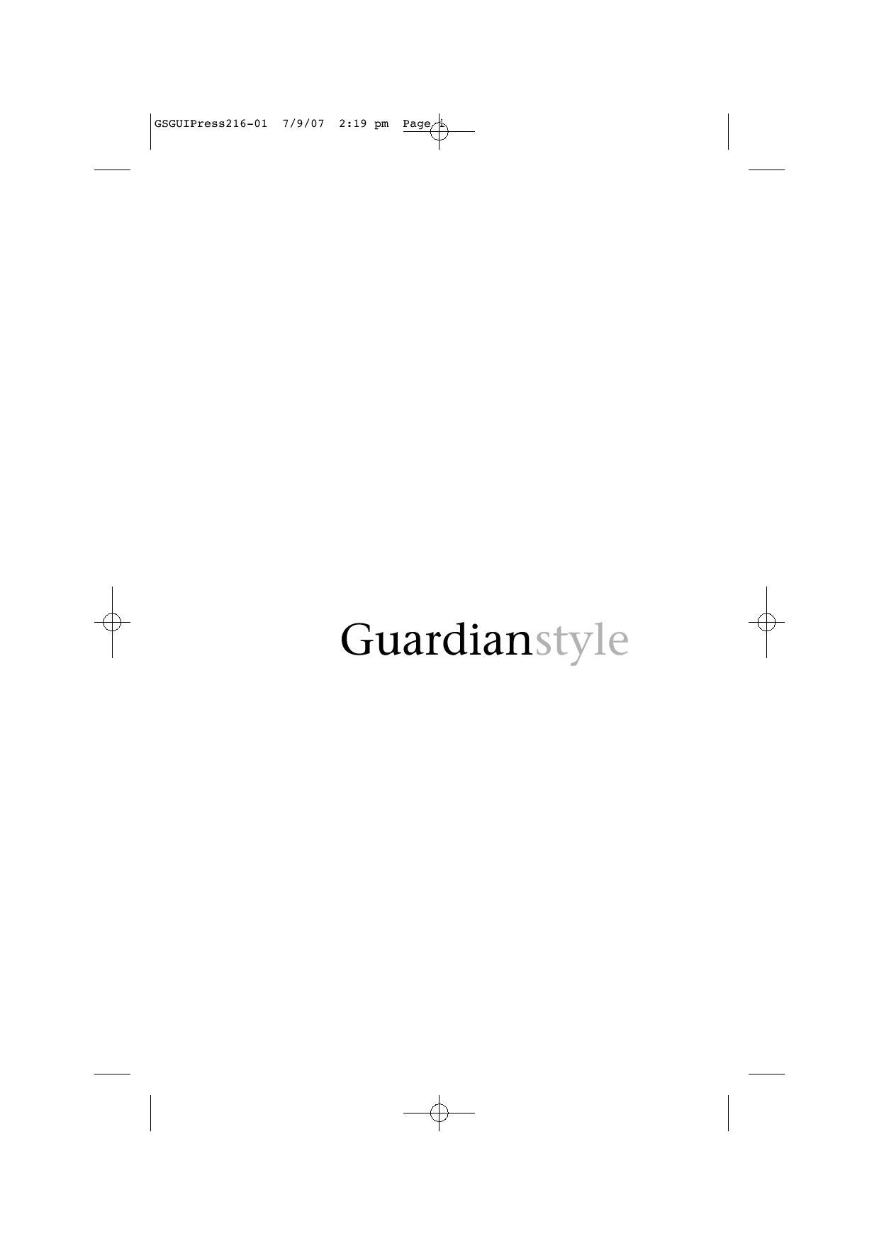 Guardianstyle by lucertolealguinzaglio issuu fandeluxe Image collections