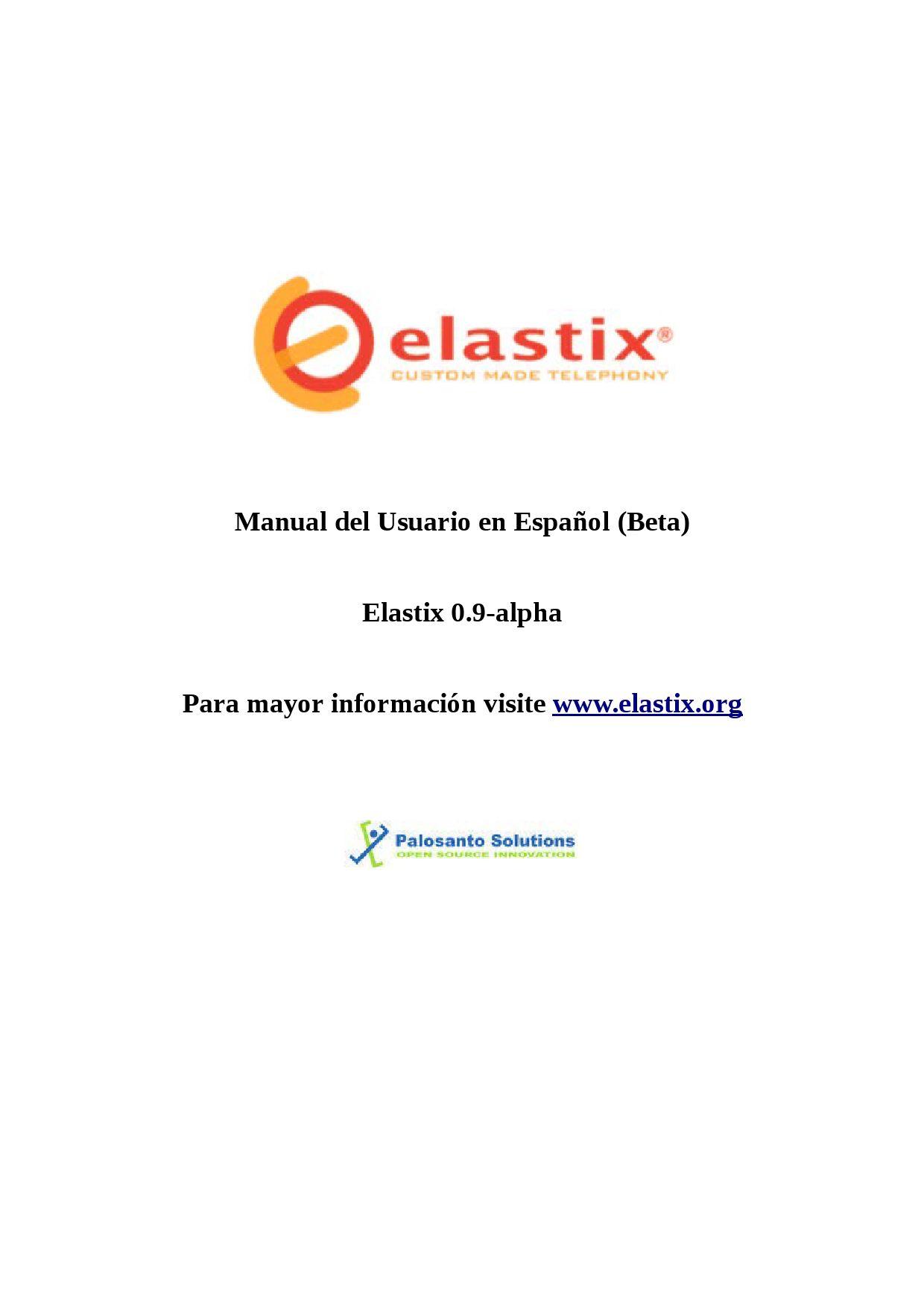 Instalacion de elastix.