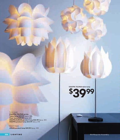 Ikea 2008 catalog by odabashianr issuu table lamps 308 ce iling lighting 310 floor lamps 312 wall lamps 314 mozeypictures Choice Image