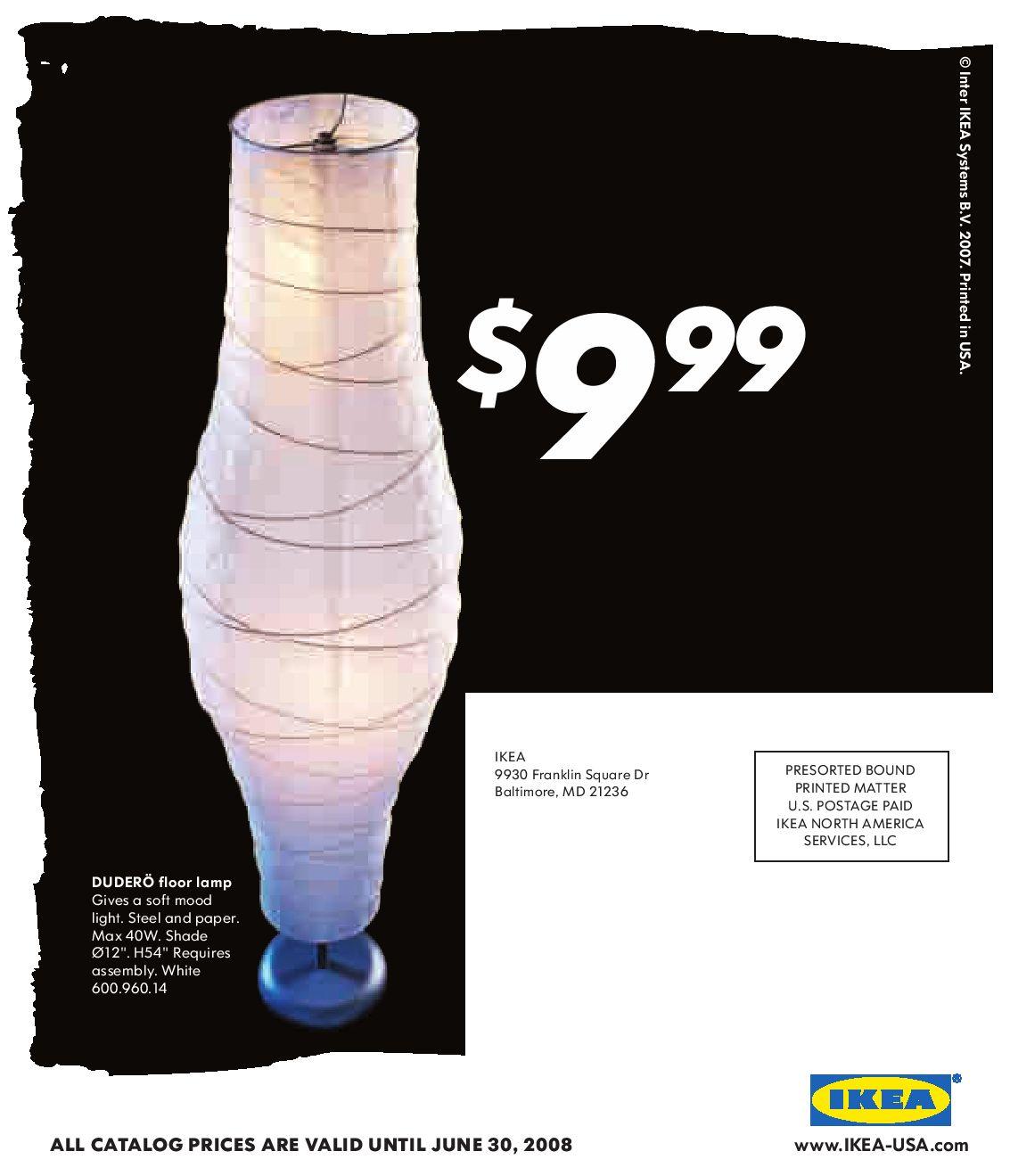 IKEA 2008 Catalog by odabashianr - issuu