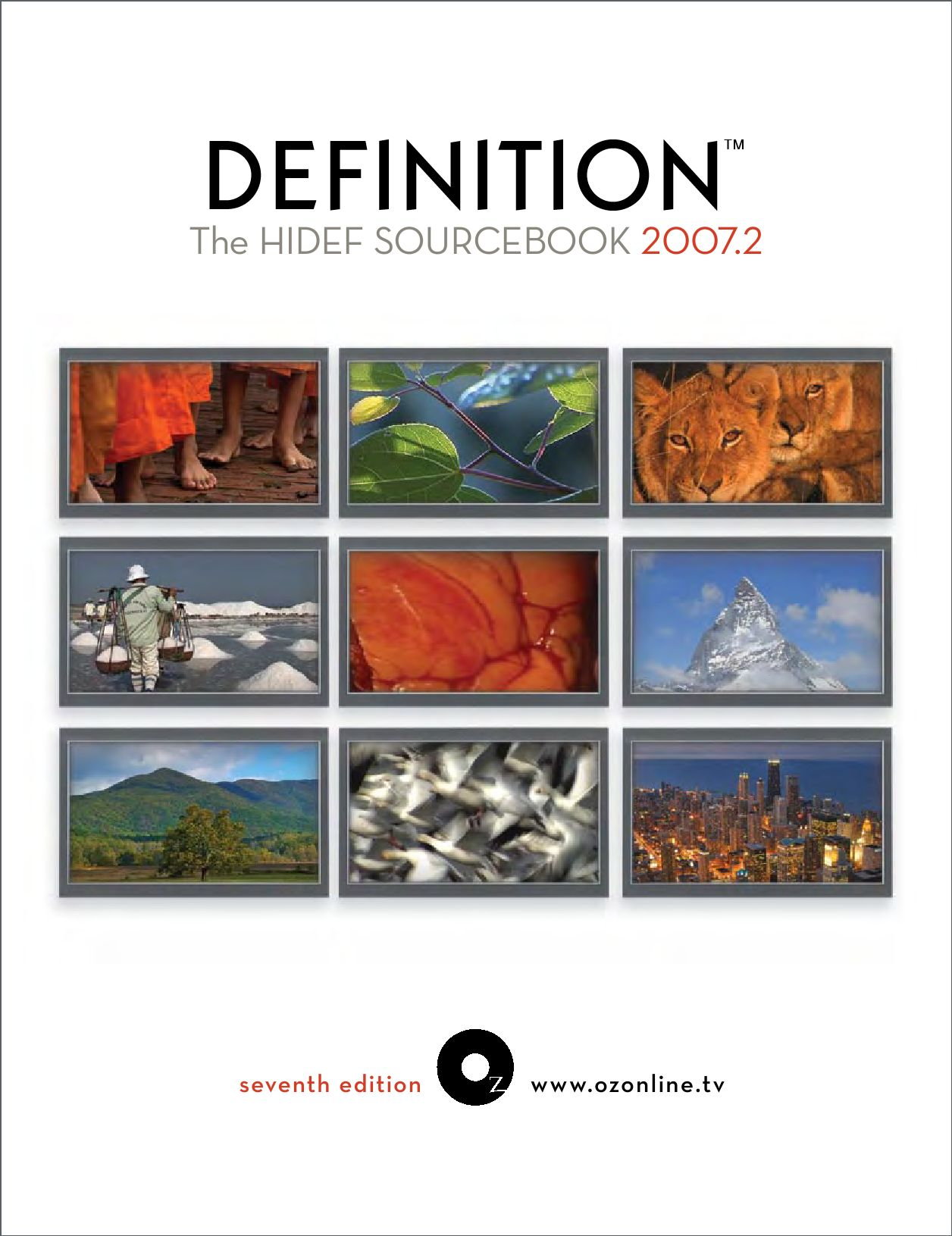 df051e8917cd DEFINITION  The Hi-Def Sourcebook by Oz Publishing