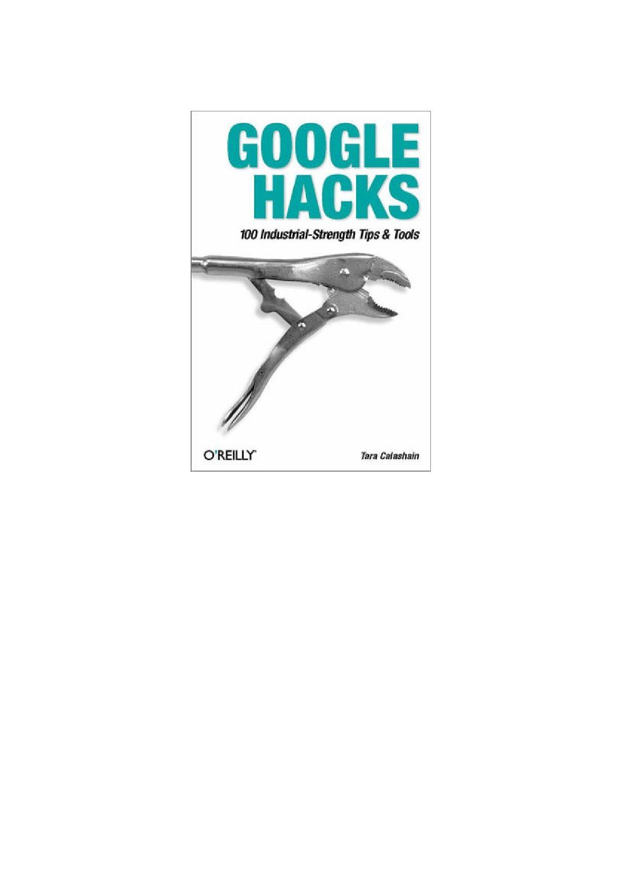 Google hacks by Aasim - issuu