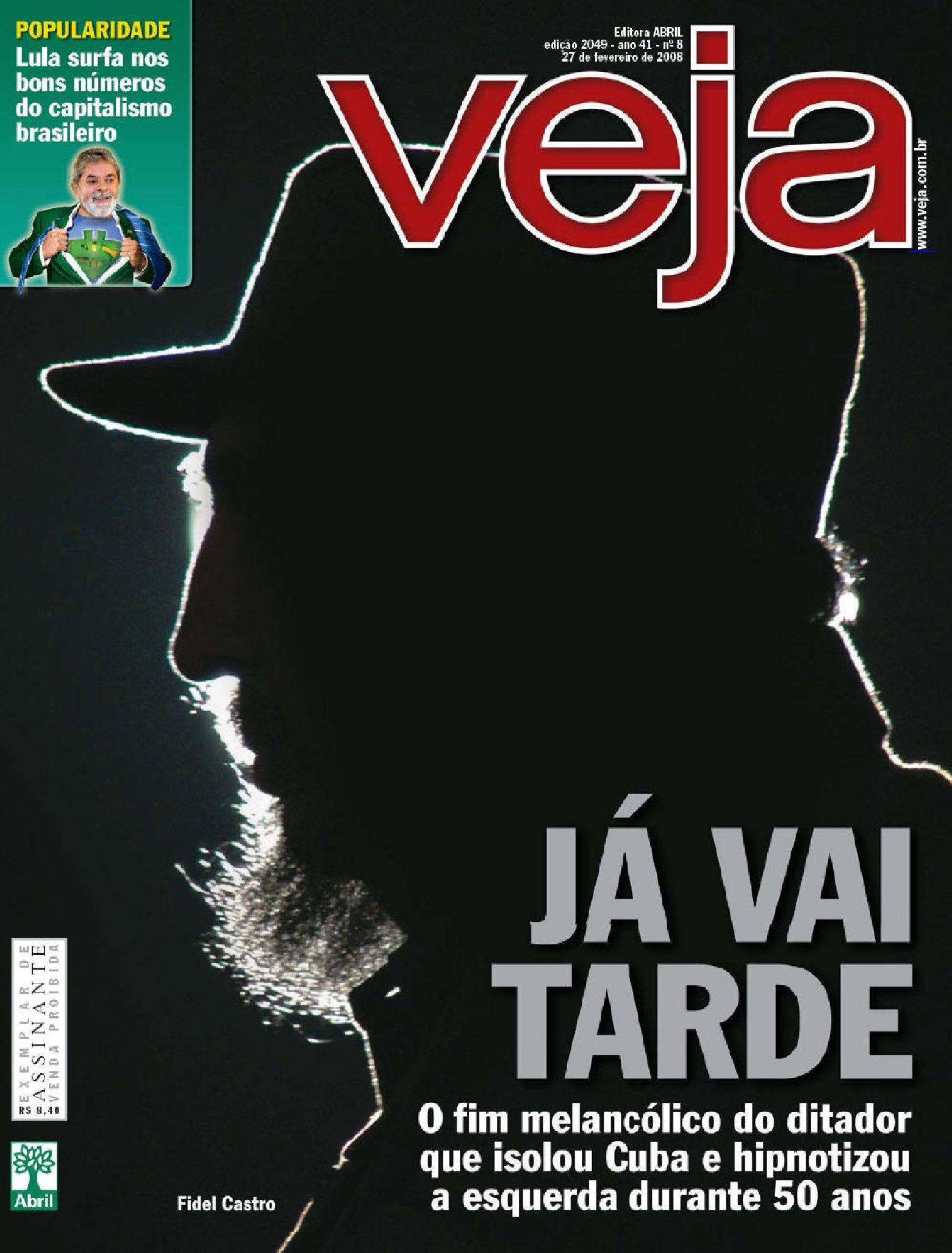 tema Banco Girar en descubierto  Revista Veja - 27/02/2008 by ckasyo - issuu