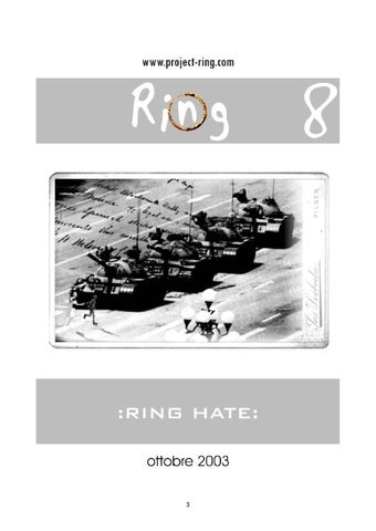 Ring 008 by Tommaso De Benetti - issuu 7d8c8c5e66b3