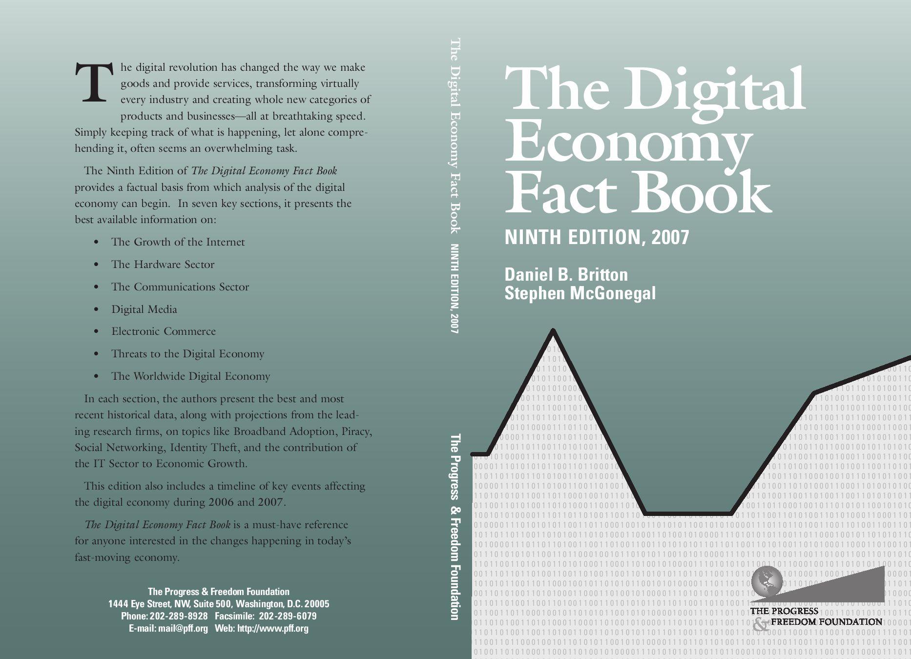 2007 digital economy fact book by rakesh rakesh issuu