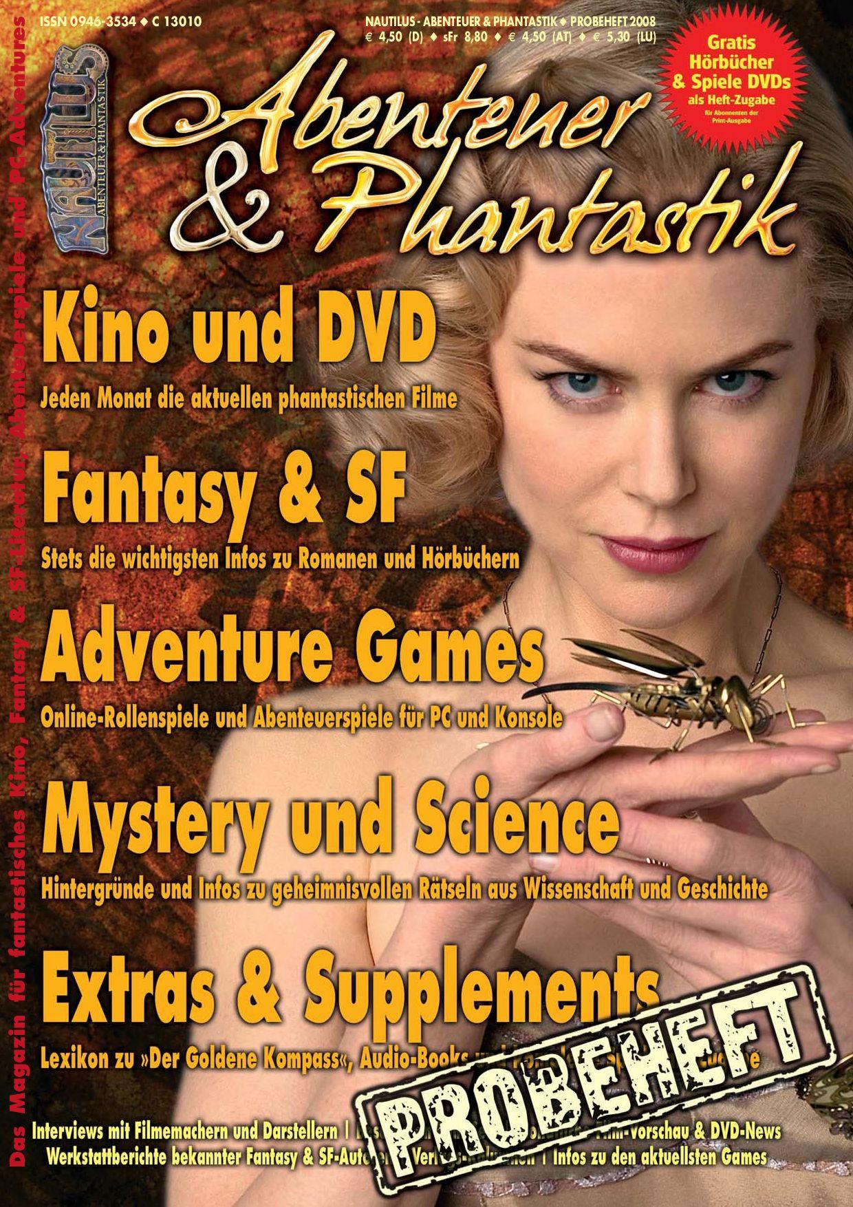 Nautilus Probeheft by Abenteuer Medien Verlag - issuu