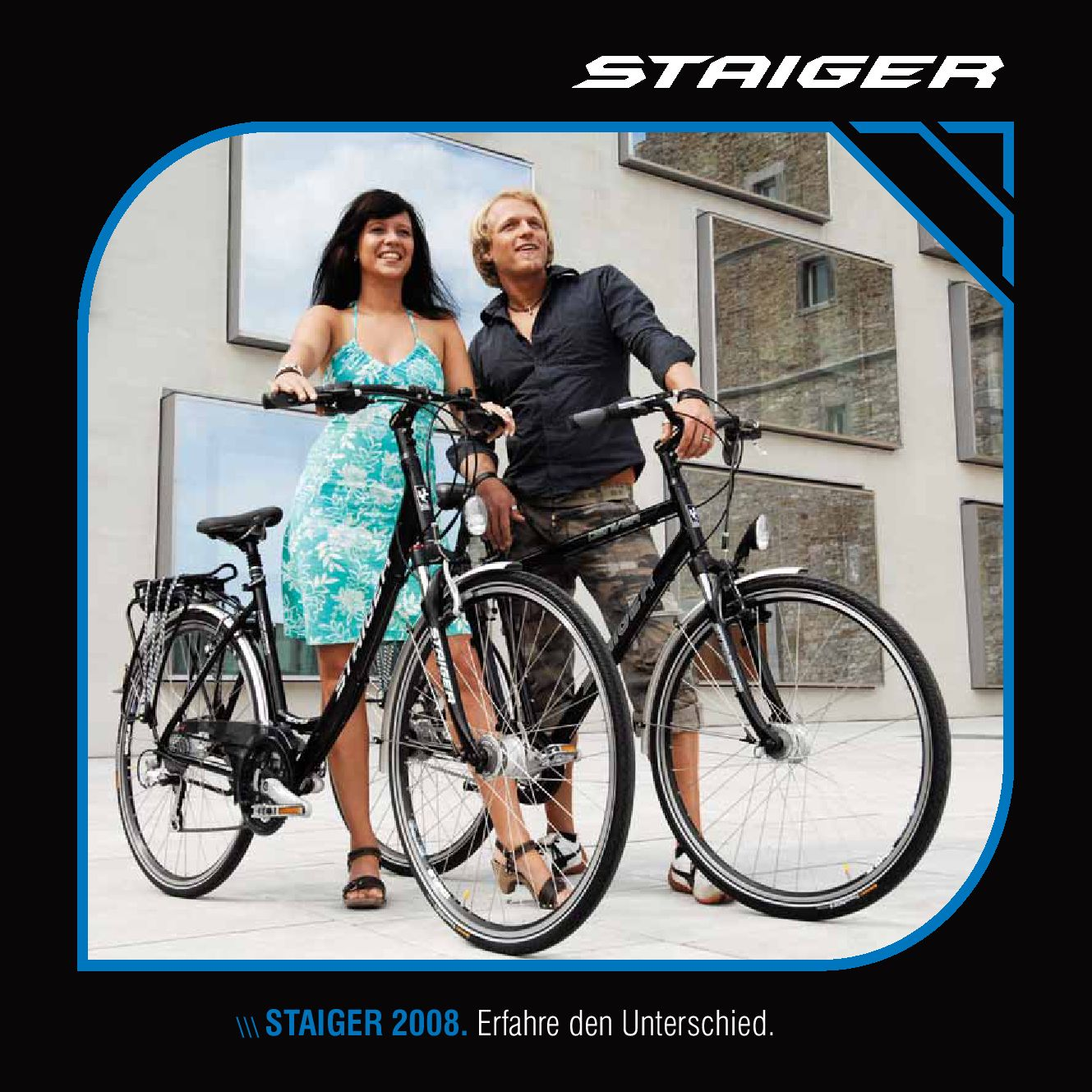 new style 46108 84be5 Staiger Fahrrad-Katalog 2008 by Winora Group - issuu