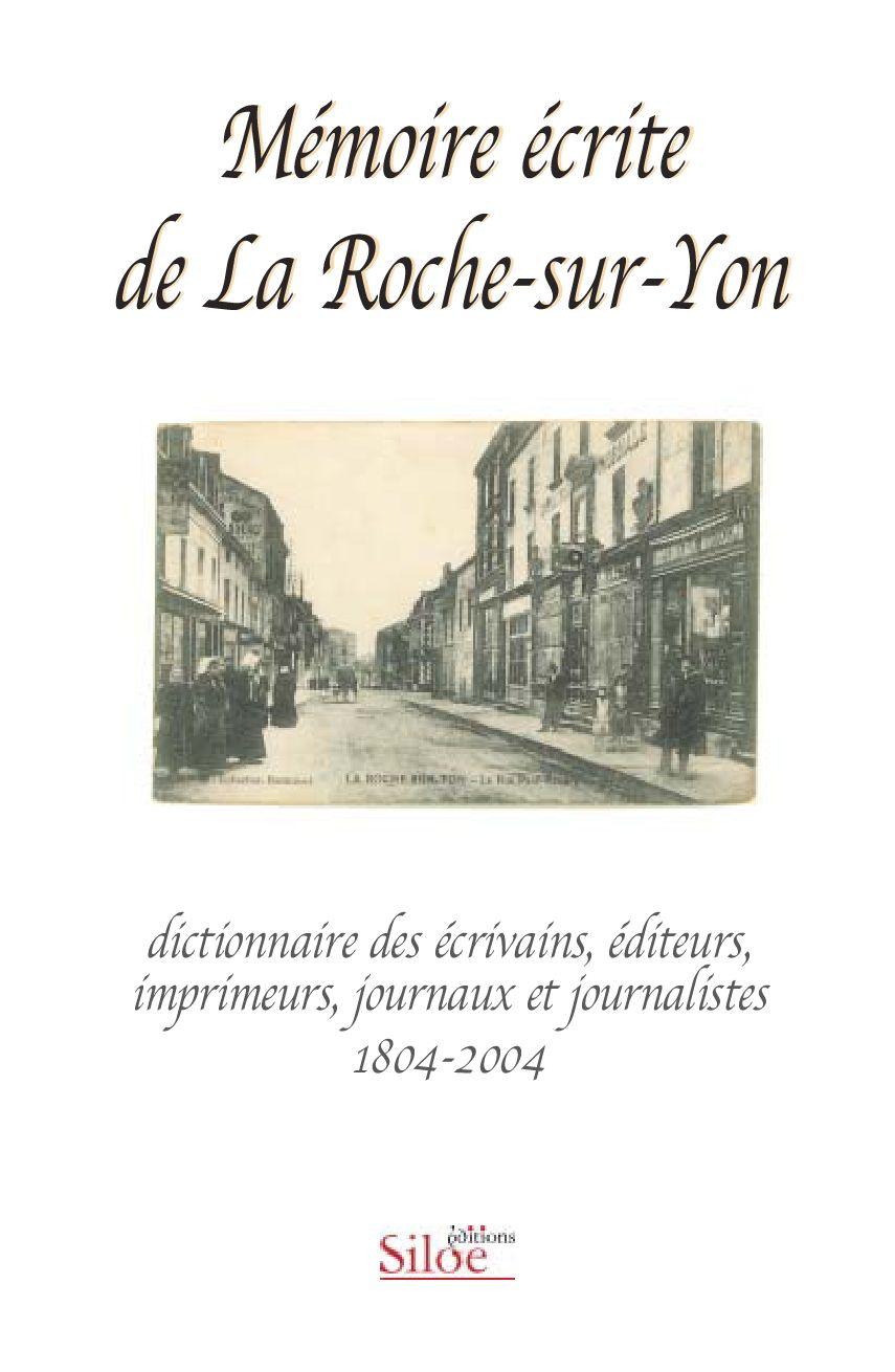 memoire ecrite la roche sur yon by olivierertzscheid issuu. Black Bedroom Furniture Sets. Home Design Ideas