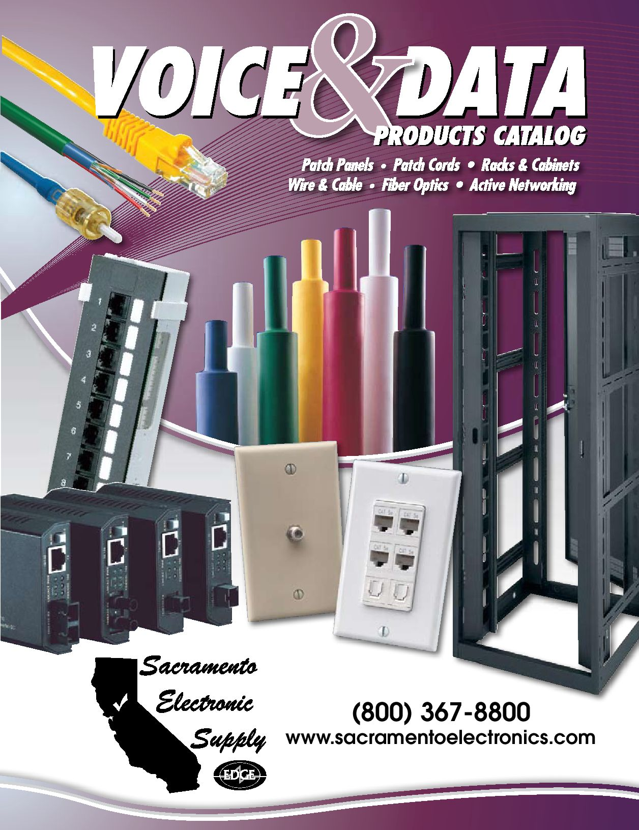 Sacramento Electronic Supply By Issuu Schematic Utp Cable Cat5 Cat5e Otopas