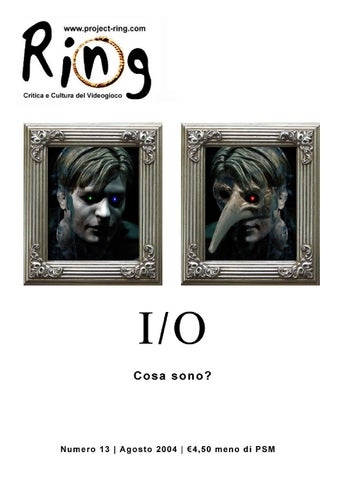 Ring013 By Tommaso De Benetti Issuu