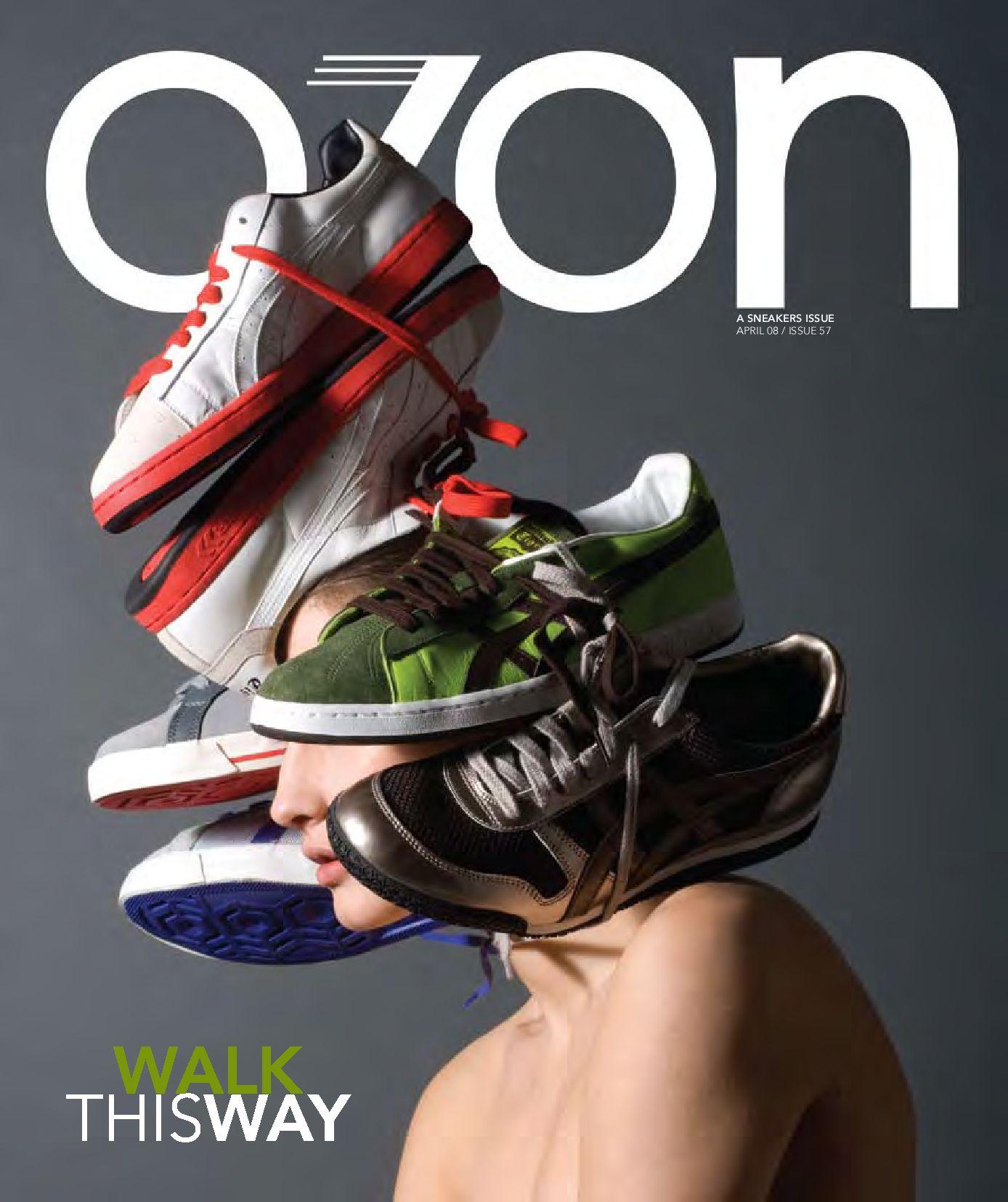 6cb45f2213b ozon april issue | walk this way by OZON Magazine - issuu