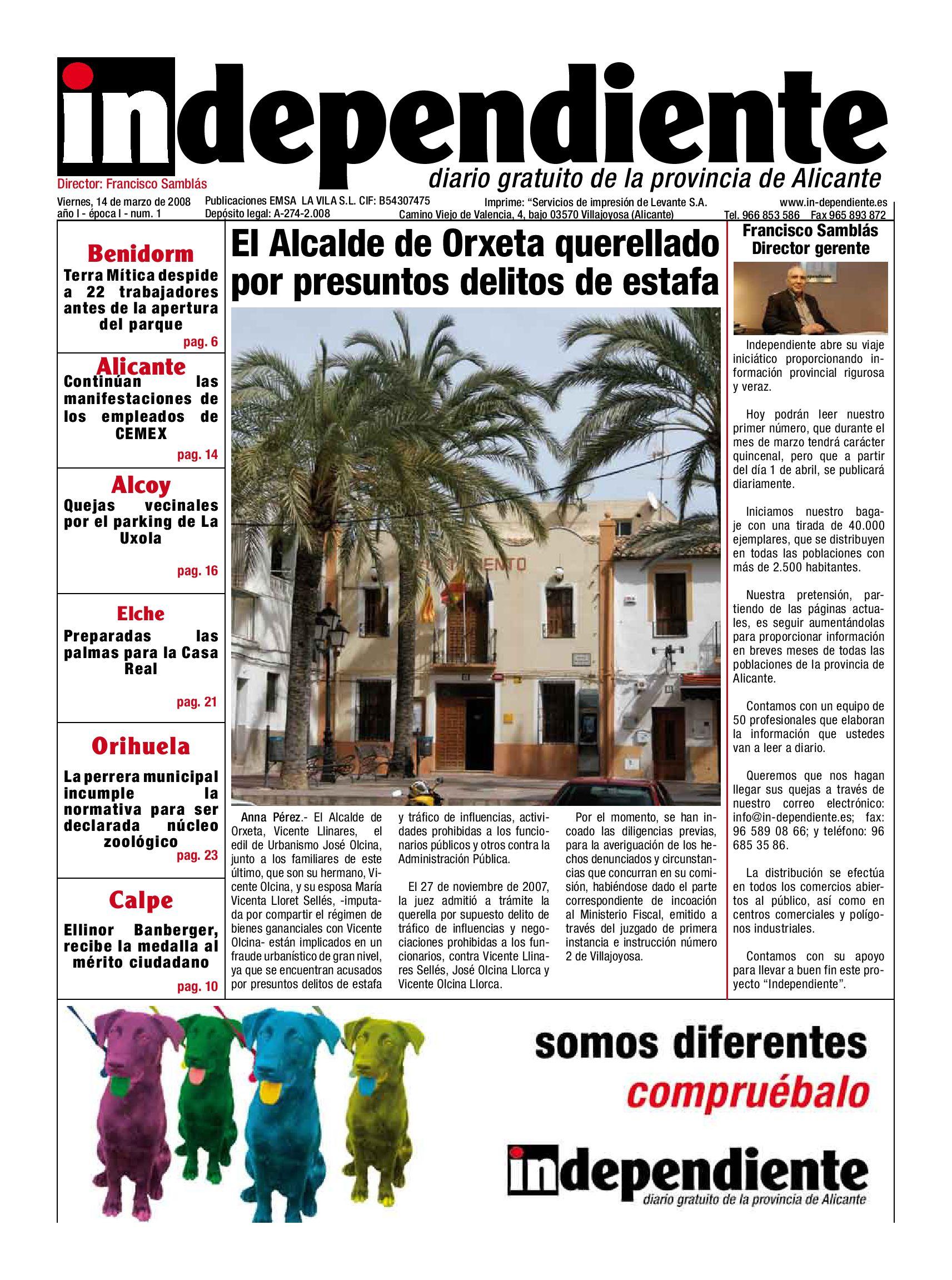 Independiente nº 1 by independiente - issuu