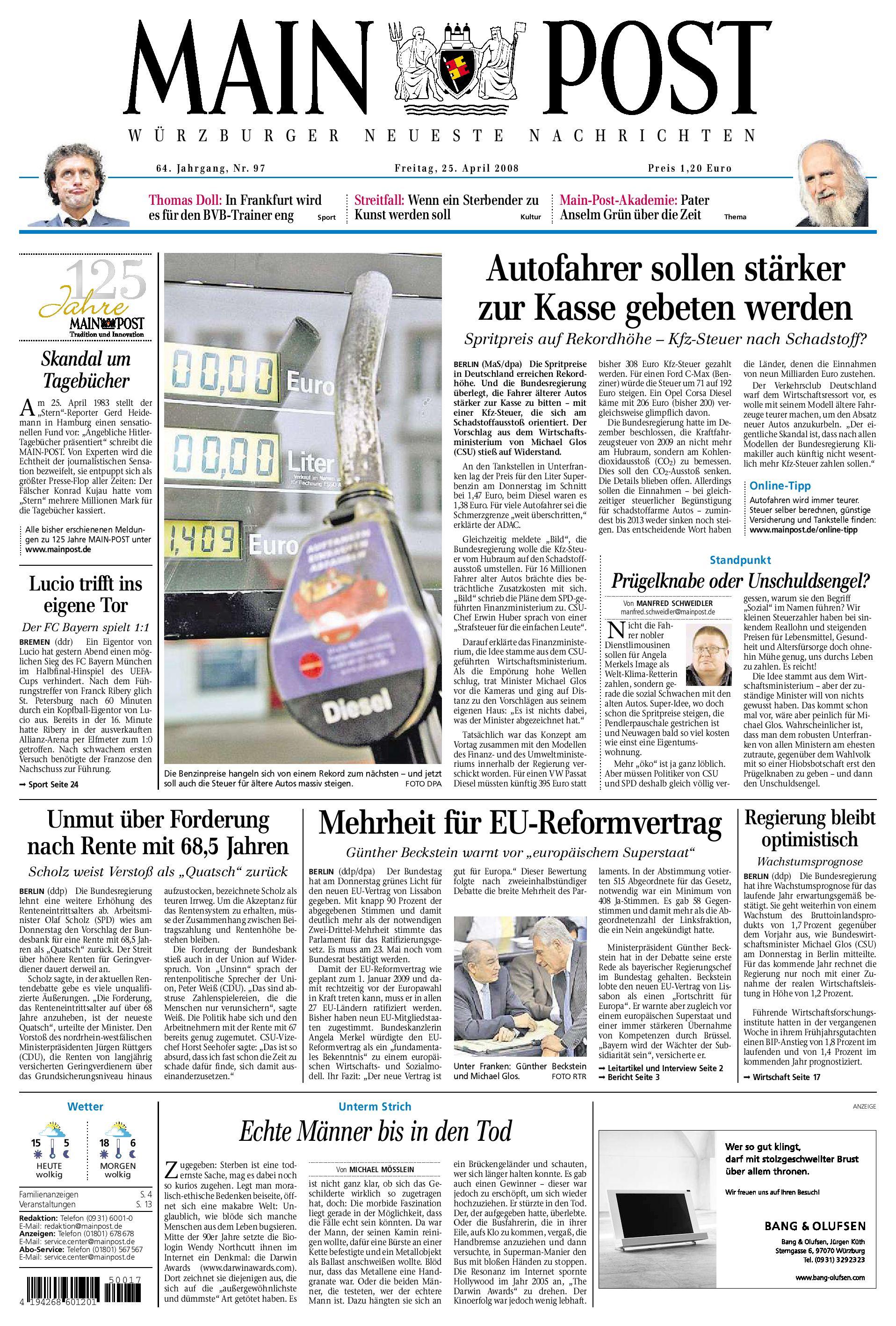 Post Zeitung