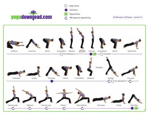 yoga asanalyzzstauffer  issuu