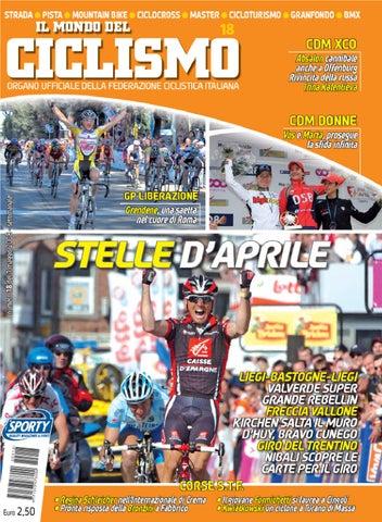 Mondo del Ciclismo n.18 by federciclismo - issuu c29f9d59f003