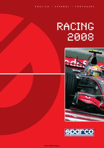 653fe60f17c3c Sparco Racing Catalog 2008 by sadac - issuu