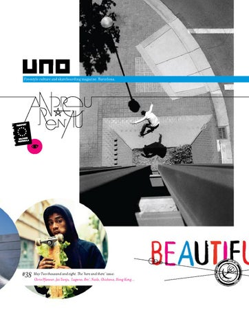 newest 7bb37 3a301 UNO MAGAZINE 38 by Snow Planet Base - issuu