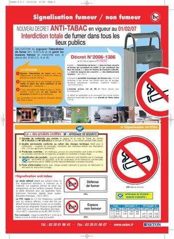 Catalogue - Produits fumeurs by seton seton - issuu cf4c0070a019
